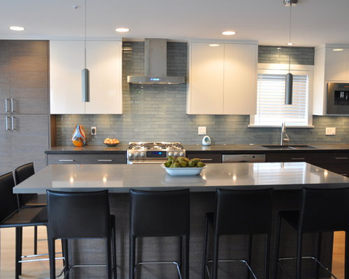Grey Expo Silestone Home Design Ideas Pictures Remodel And Decor