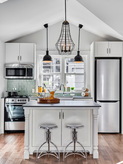 Apartment Kitchen Ideas Small Apartment Kitchens  Houzz