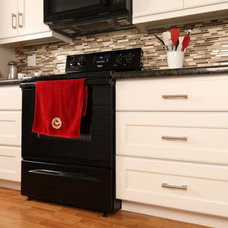 Contemporary Kitchen by Quality Stone Concepts