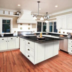 Mount Vernon River Run Cabinets Contemporary Kitchen