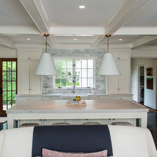 Kitchen by Ruff Reams Building Co.