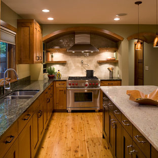 Inspiration For A Timeless Kitchen Remodel In Minneapolis With Stainless Steel Liances