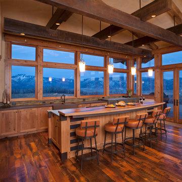 Mountain Contemporary