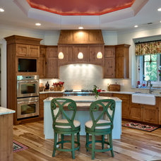 Traditional Kitchen by Dianne Davant and Associates