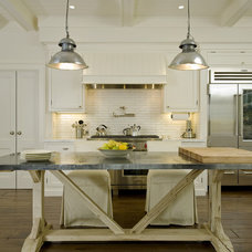 Farmhouse Kitchen by Arcanum Architecture