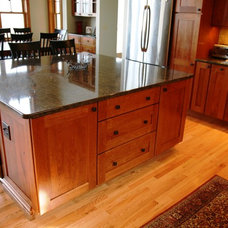 Traditional Kitchen by Cobb Hill Construction
