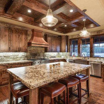Mountain House Plan 5829-00025