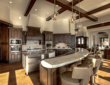Mountain Modern at The Colony - Kitchen