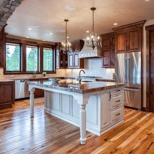 Mountain Retreat Kitchen Design Frasier Colorado