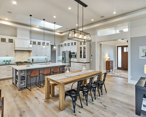 best kitchen design ideas remodel pictures houzz - Kitchen Design Ideas Images