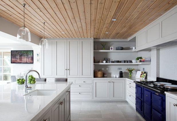 Farmhouse Kitchen by Newcastle Design