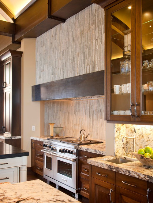 Modern Rustic Cabinets Houzz