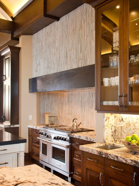 Modern Rustic Kitchen Cabinets modern rustic cabinets | houzz