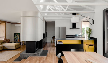 Houzz Tour: The Unbelievable Outcome of a Cosmetic Makeover