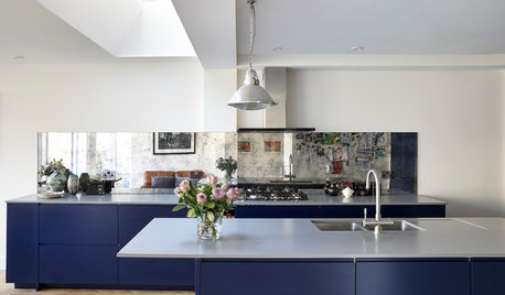 6 Stunning Non-Tile Kitchen Backsplashes