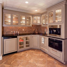 Traditional Kitchen by Custer Design Group