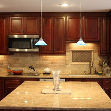 Traditional Kitchen by 3D Residential, LLC