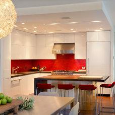 Modern Kitchen by gne architecture