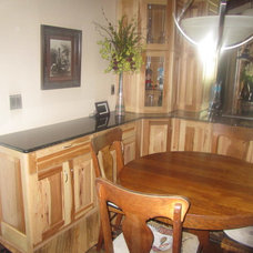 Traditional Kitchen by Kimberly Henney w/ Lowe's of Citrus Heights CA