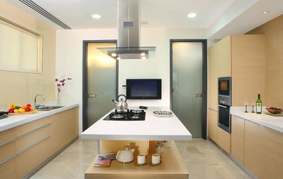 Fresh Design Ideas From 20 Urban Indian Kitchens