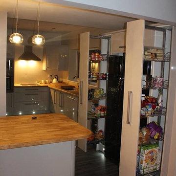 Mr&Mrs Bland's Kitchen