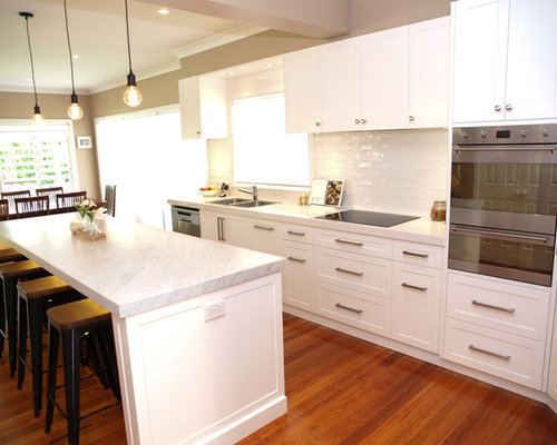 Modern Traditional Kitchen Home Design Ideas Pictures