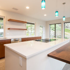 modern cabinets advantage services construction portland or us 97229 23482