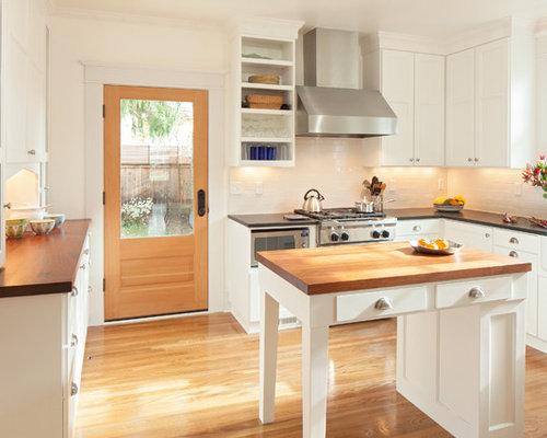 Small Kitchen Island Houzz
