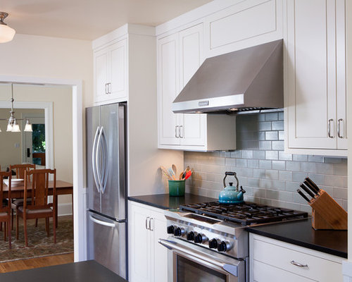 Ceramic Tile Backsplash Examples Houzz