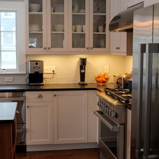 Traditional Kitchen by James Gilroy - Housewright