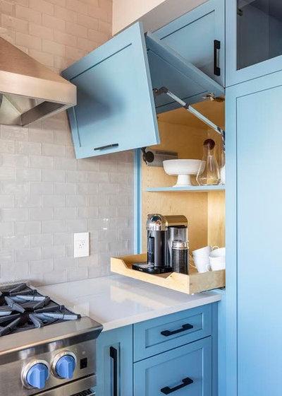 Moderno Cocina by Interiors by Popov