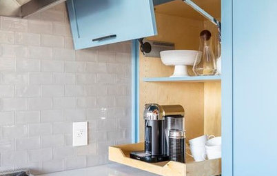 15 Coffee Stations Bubbling Over With Clever Ideas