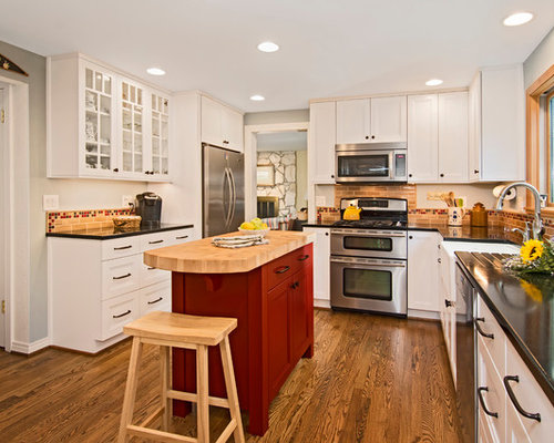 Country Wa Eat In Kitchen Design Ideas Renovations Photos