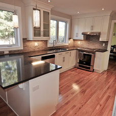 Contemporary Kitchen by The Cabinet Connection
