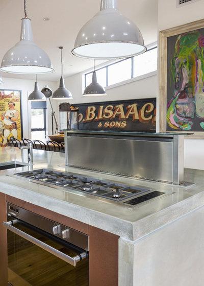 Contemporary Kitchen by Dan Kitchens Australia