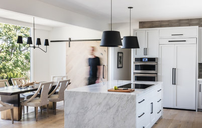 How the Island Is Shaping the Kitchen of the Future