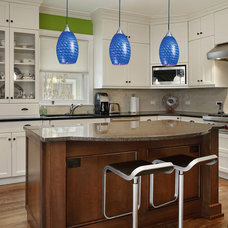 Contemporary Kitchen by We Got Lites