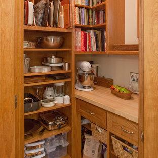 Traditional kitchen pictures - Elegant kitchen photo in Minneapolis