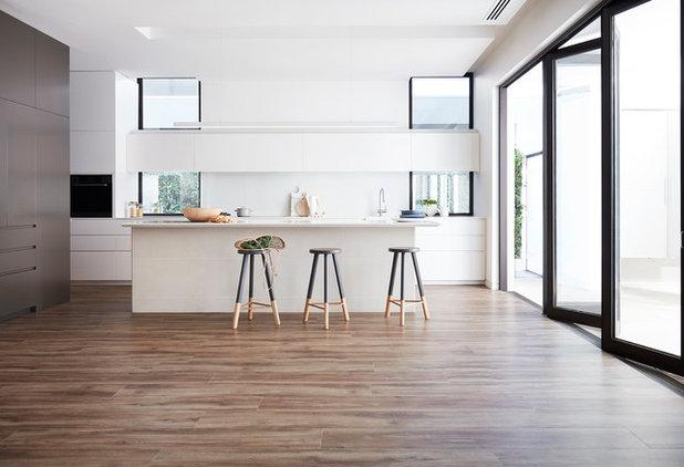 Scandinavian Kitchen by Carpet Court