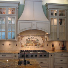 Traditional Kitchen by rich warchol design