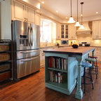 richmond hill project - sewing room - Eclectic - Toronto - by XTC Design Incorporated