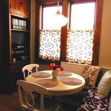 Traditional Kitchen by Madden, Slick & Bontempo, Inc