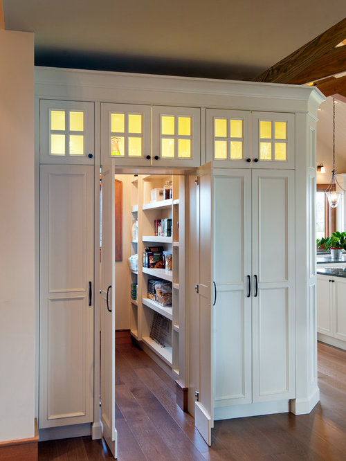 Hidden Pantry Door Home Design Ideas Pictures Remodel And Decor