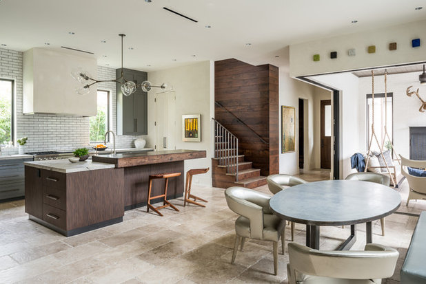 Houzz Tour A Spacious New Home Marries Classic And