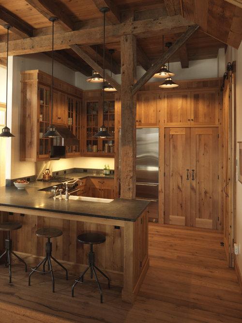 Barn Kitchen | Houzz