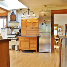 Eclectic Kitchen by Kimberley Bryan