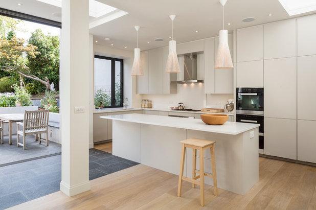 Scandinavian Kitchen by Jones Associates Architects