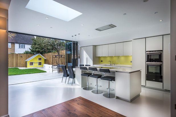 Contemporary Kitchen by Built By Blackwell Ltd