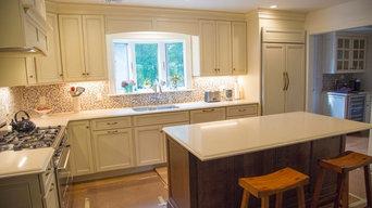 Muttontown Transitional Kitchen Remodel