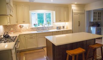 Muttontown Transitional Kitchen Remodel